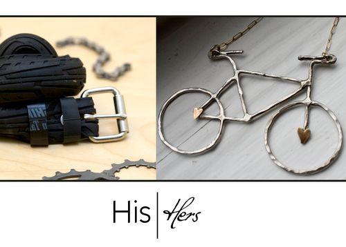 His_hers_bikes_