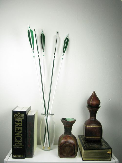 French_Green_arrows_set_small