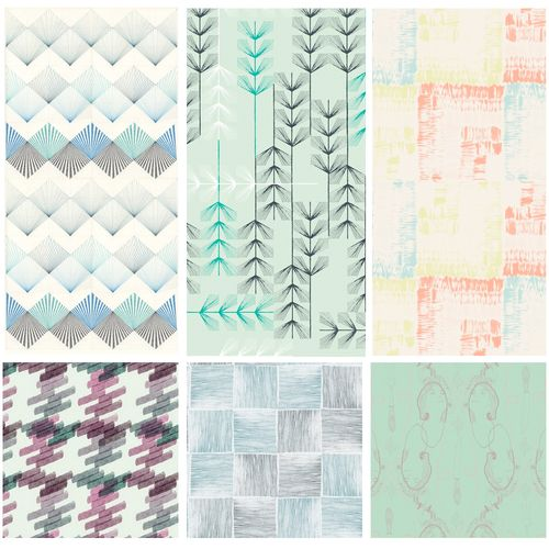 Patterns by labores modernas