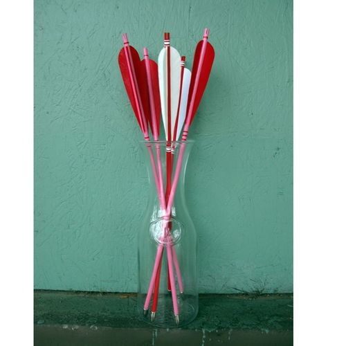 Mini valentine arrows set