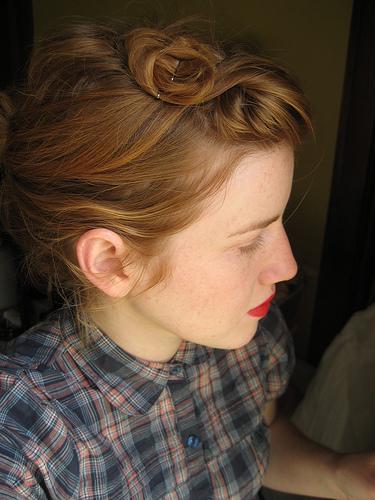 Curl top