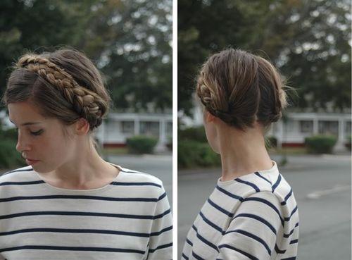 Heidi braid