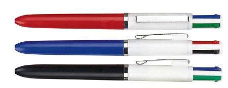 Multicolor pen